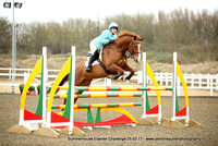 Summerhouse Eventer Challenge - 25/2/17